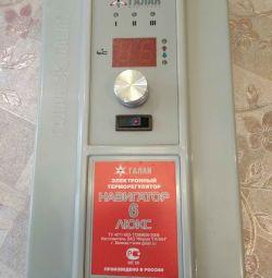 Electronic temperature regulator Galan Navigator Luxury 6