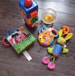 Jucării cu marcă