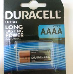 Duracell AAAA / LR61 / 25A / LR8D425 / MN2500