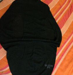 Vest thin knitwear kelvin clain