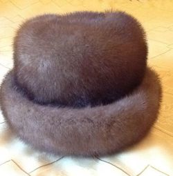 Luxurious Mink Hat
