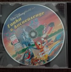 Disneyland Racing Game