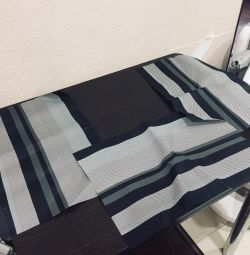 Rug on the table