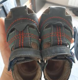 Sandale pentru copii.