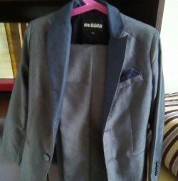 Pants and jacket 128cm