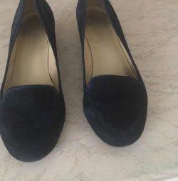 Bayan Tam Bacak Ayakkabısı Carlo Pasolini
