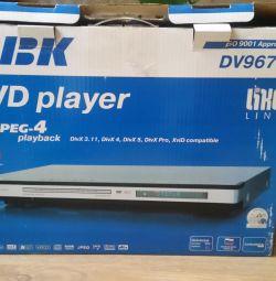 BBK dvd player