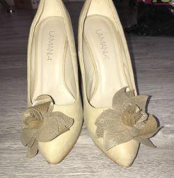 Туфли кожаные новые Италия
