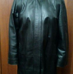 Куртка кожаная . торг уместен