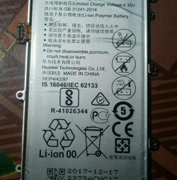 Huawei'nin Bataryası
