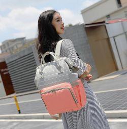 🥰 Anneler için sırt çantası 🐣 altı renk