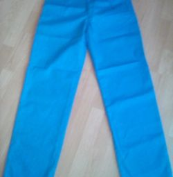 Overalls new pants size 48