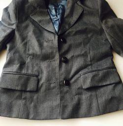 Jachetă de școală pentru copii