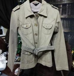 Піджак куртка, хакі, супер якість !! Новий!