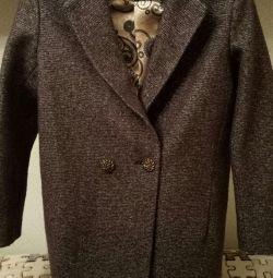 Пальто женское новое р.38