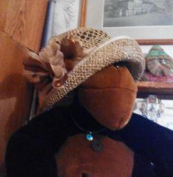 Călăriți vara din paiele naturale
