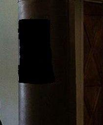 Punga de box 100 kg Seria Premium Negru
