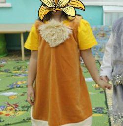 Costum de veveriță