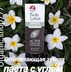 Thai Whitening Black Toothpaste
