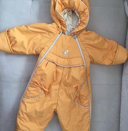 Overalls for children's demisezon 24 р-р