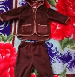 Дитячий костюм р. 68
