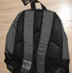 Рюкзак КХЛ серый