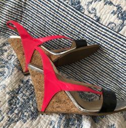 Χριστούγεννα Louboutin σανδάλια πρωτότυπο