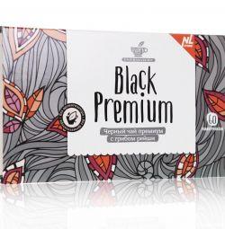 Чай NL с грибом рейши) полезный и вкусный