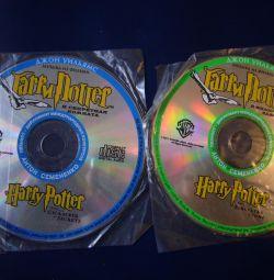 Harry Potter filminden müzik.