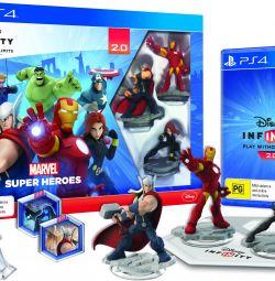 Disney Infinity 2.0 PS 4