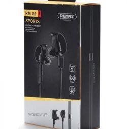 Ακουστικά Bluetooth νέα Remax RM-S5