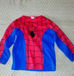 Sweater Spider-Man