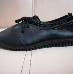 Pantofi noi - mocasini