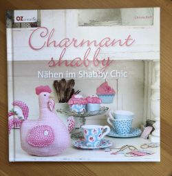 Charmant shabby book