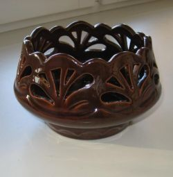 Bol de bomboane - ceramică - URSS