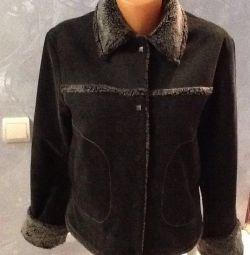 Insulated jacket shortened