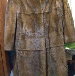 Mink coat p. 54