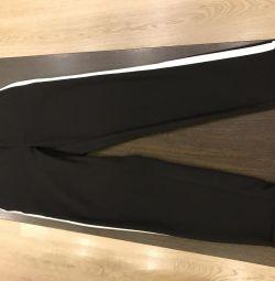 Pantaloni noi dungi