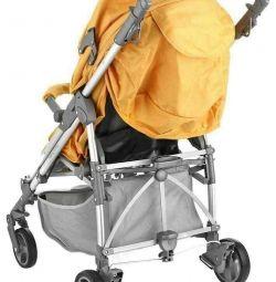 Baston de mers pe jos de cărucior Bebi Nicol