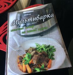 ? Book of recipes for multivarkers