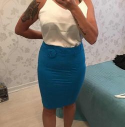 New pencil skirt 44/46 Italy