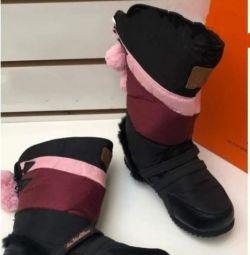 Μπότες νέα r. 31-37