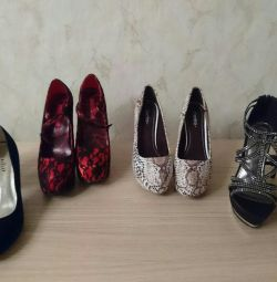 Pantofi cu dimensiunea 37