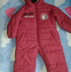 Overalls winter size 98