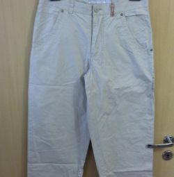 Pants for men cotton light