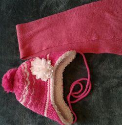 Şapka / eşarp