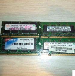 PC2-5300S-555-12 RAM