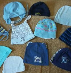Καπέλα από τη γέννηση στο έτος