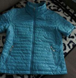 Warm jacket-vest