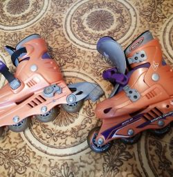 Roller skates in working condition 27 / 30r